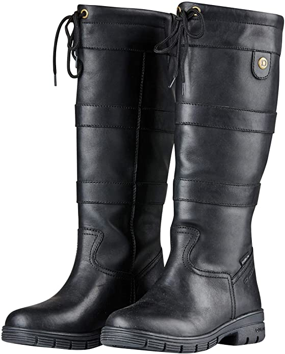 Dublin Luxe River Grain Boots