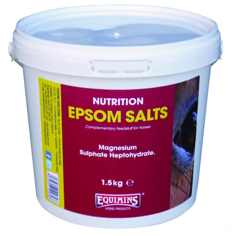 Equimins Espsom Salts Nutrition