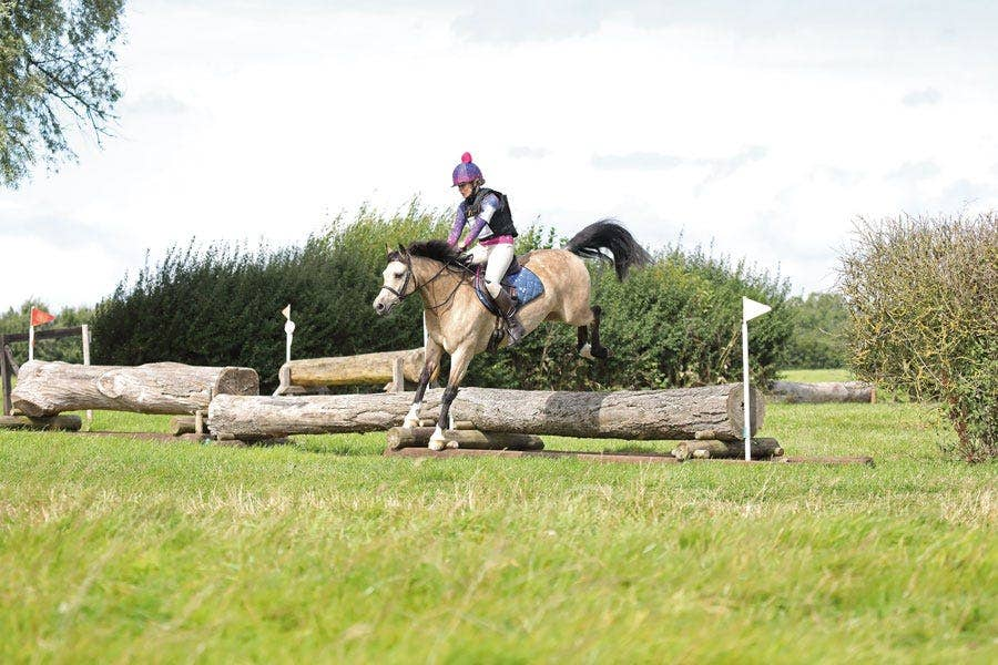 Shires Aubrion Nebular Galaxy Performance XC Saddle Cloth