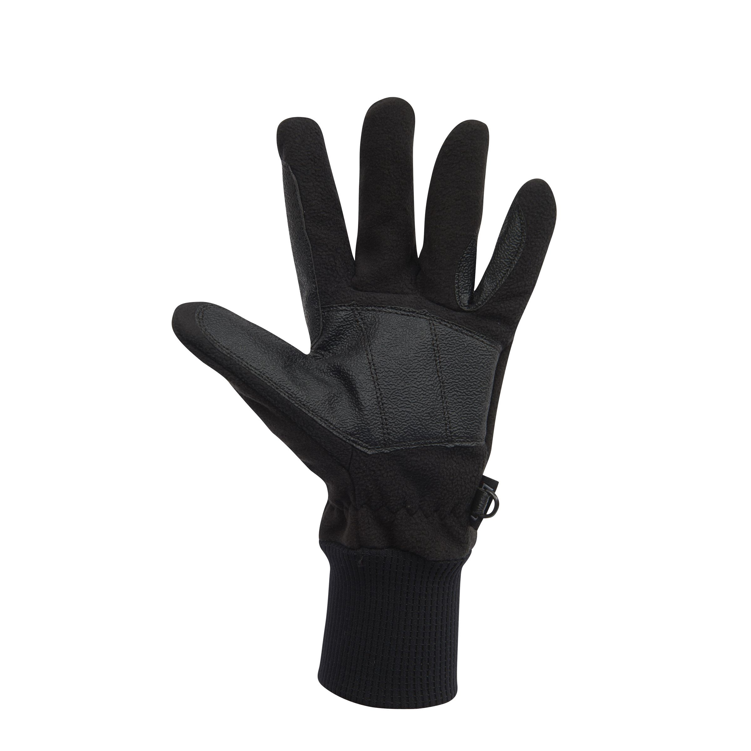 Dublin Everyday Showerproof Polar Fleece Riding Gloves