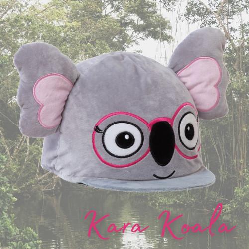 Equetech Kara Koala Hat Silk