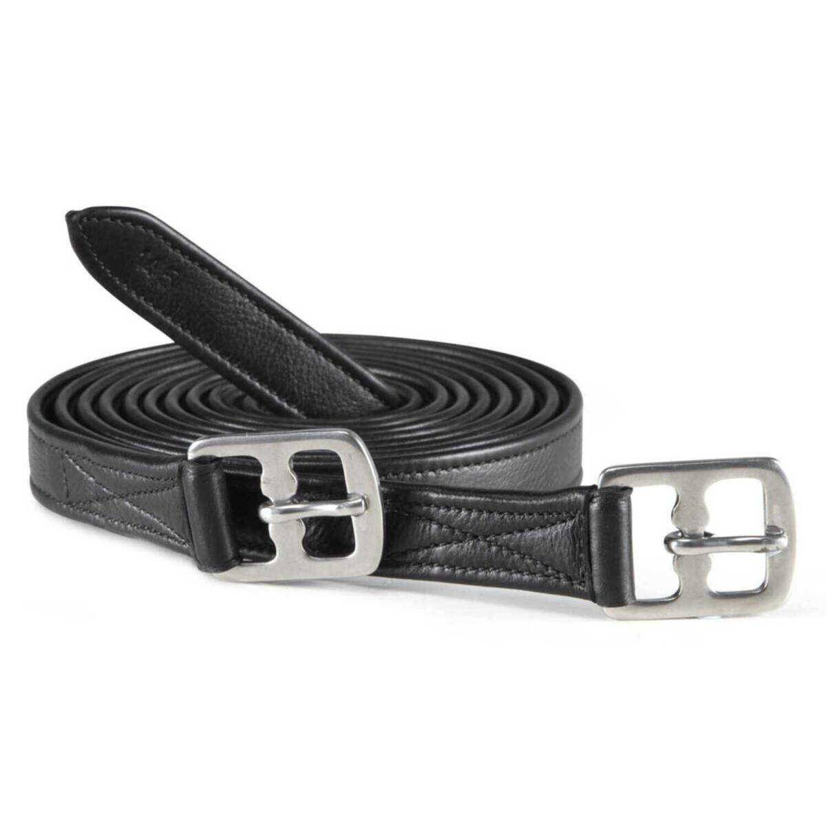 Caldene Anti Stretch Stirrup Leathers