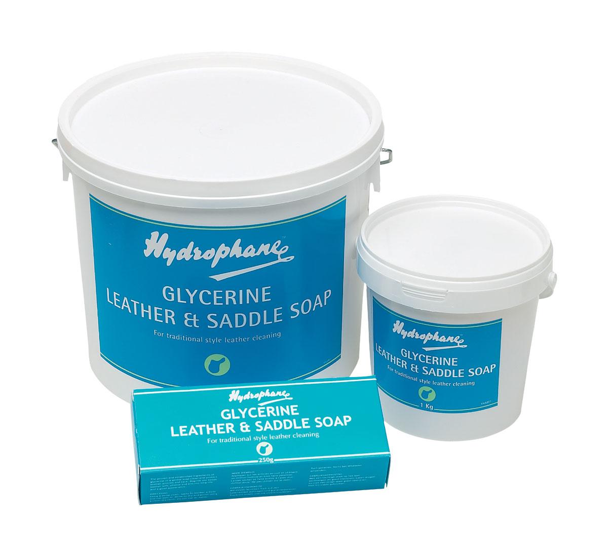 Hydrophane Glycerine Leather & Saddle Soap