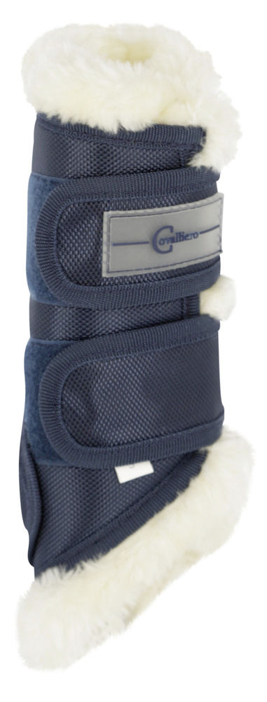 Covalliero Soft Brushing Boots Bright Blue