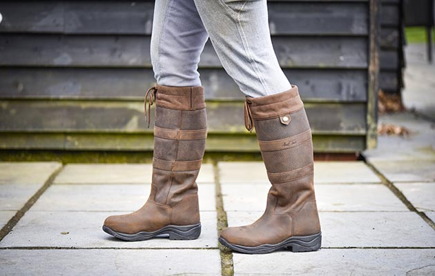 Mark todd Country Boot Mark 2 Wide Calf