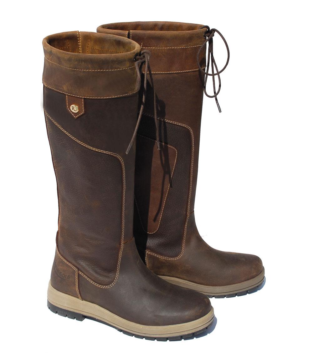 Rhinegold Elite Vermont Standard Calf Yard Boots