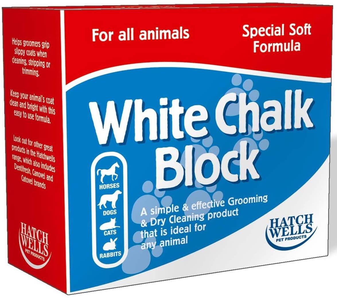 Hatch Wells White Chalk Block