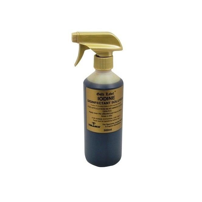 Gold Label Iodine Solution