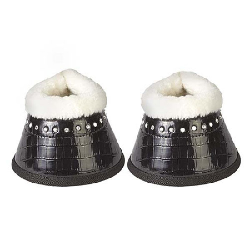 Elico Diamond Caiman Bell Over Reach Boots