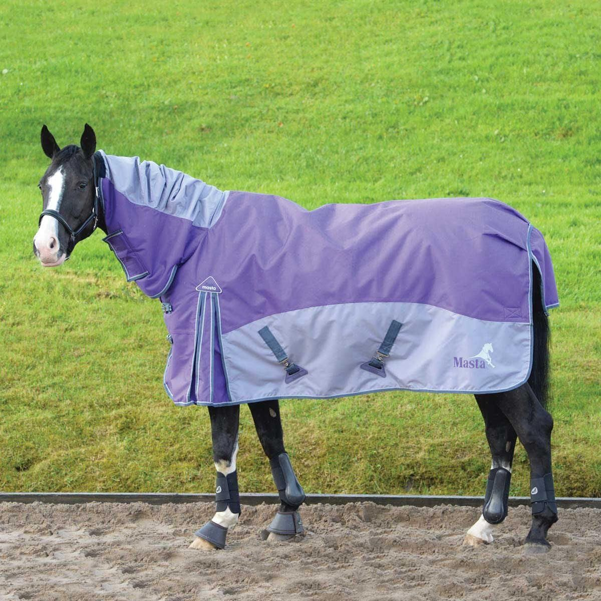 Field Masta Fixed Neck Turnout 350g Heavy Rug