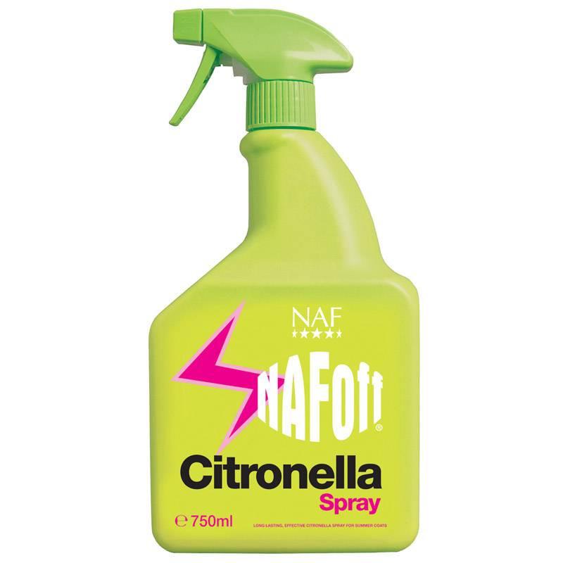 NAF Off Citronella Fly Spray