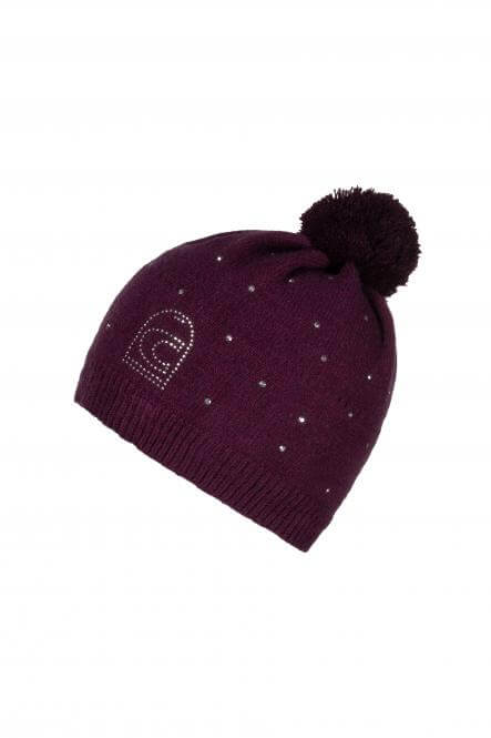 Cavallo Omira Wild Berry Bobble Hat