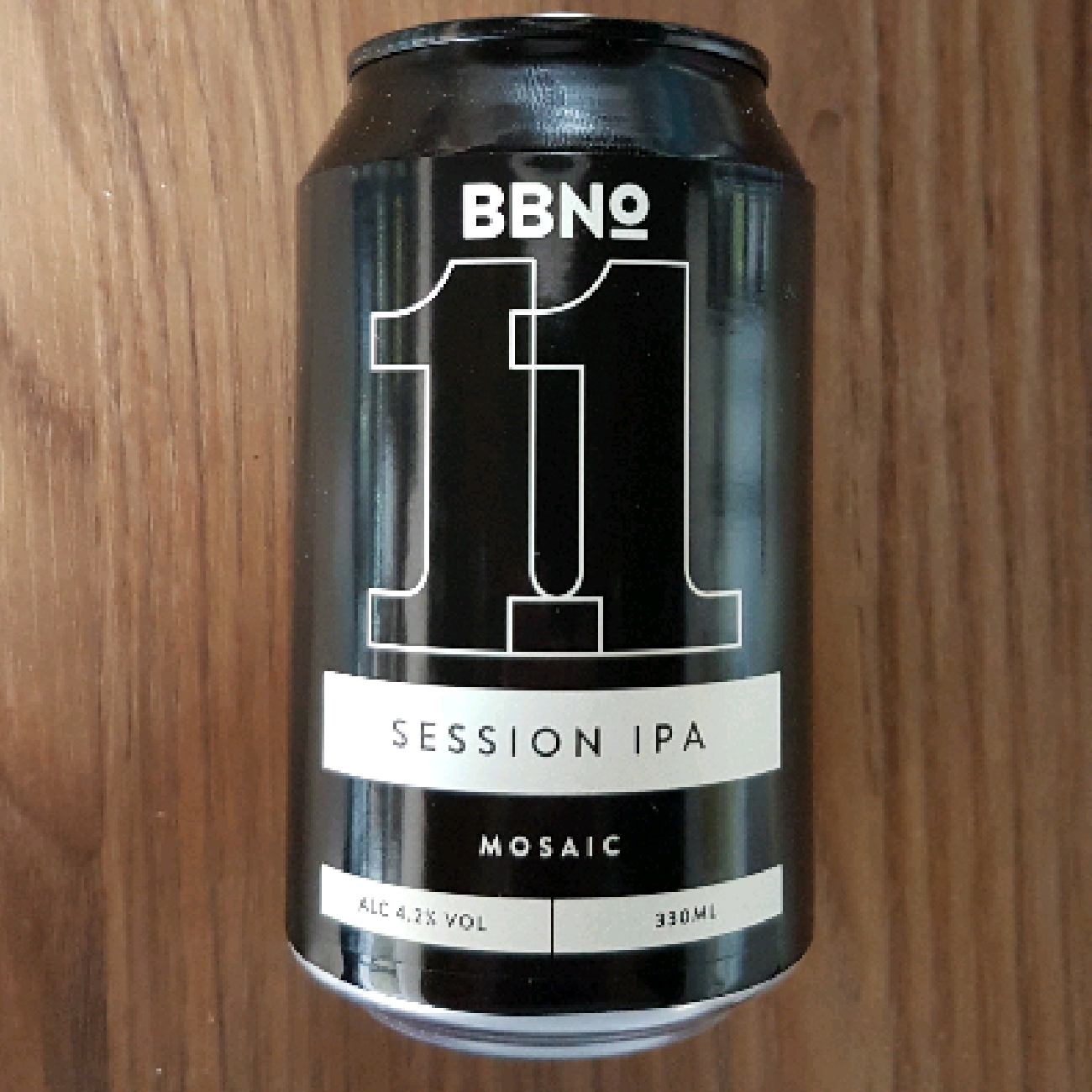 Brew by numbers 11 Mosaic Session IPA