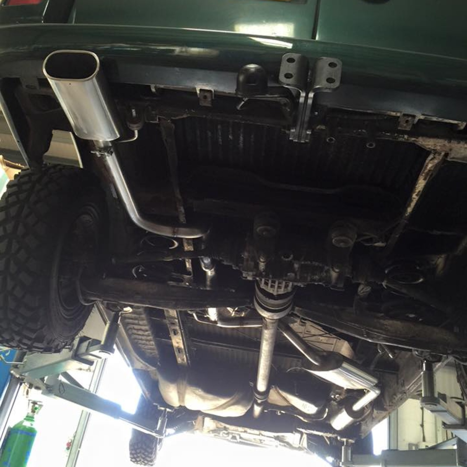 Étonnant VW T4 SYNCRO EXHAUST SYSTEM - TH Performance FS-83