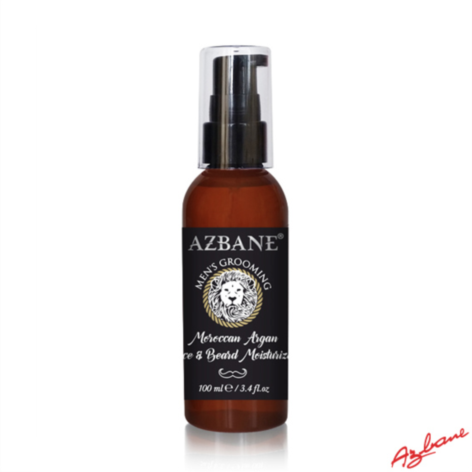 Face & Beard Moisturizer, by AZBANE - Moroccan Brands