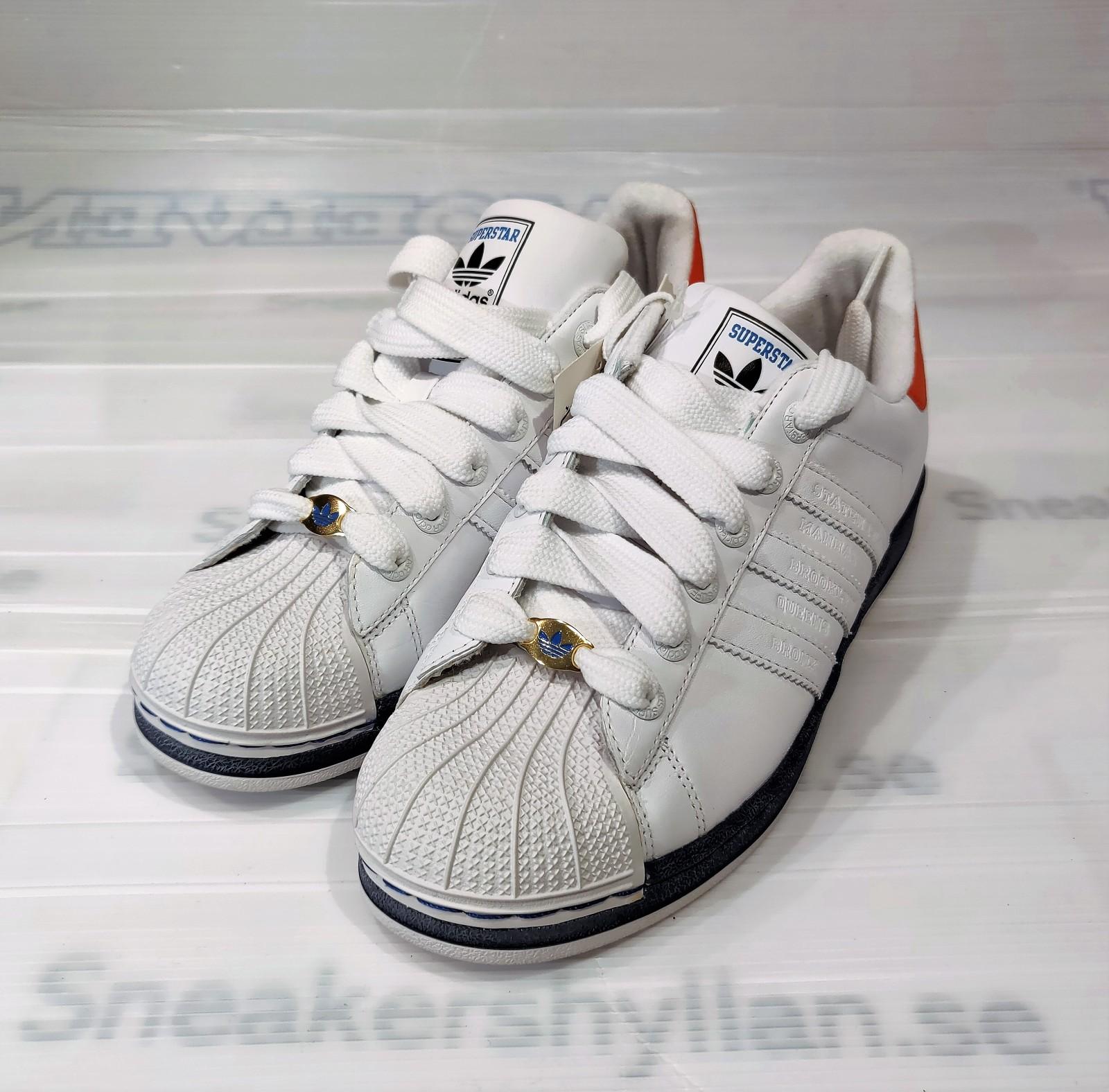 Adidas White Superstar 2 City for men