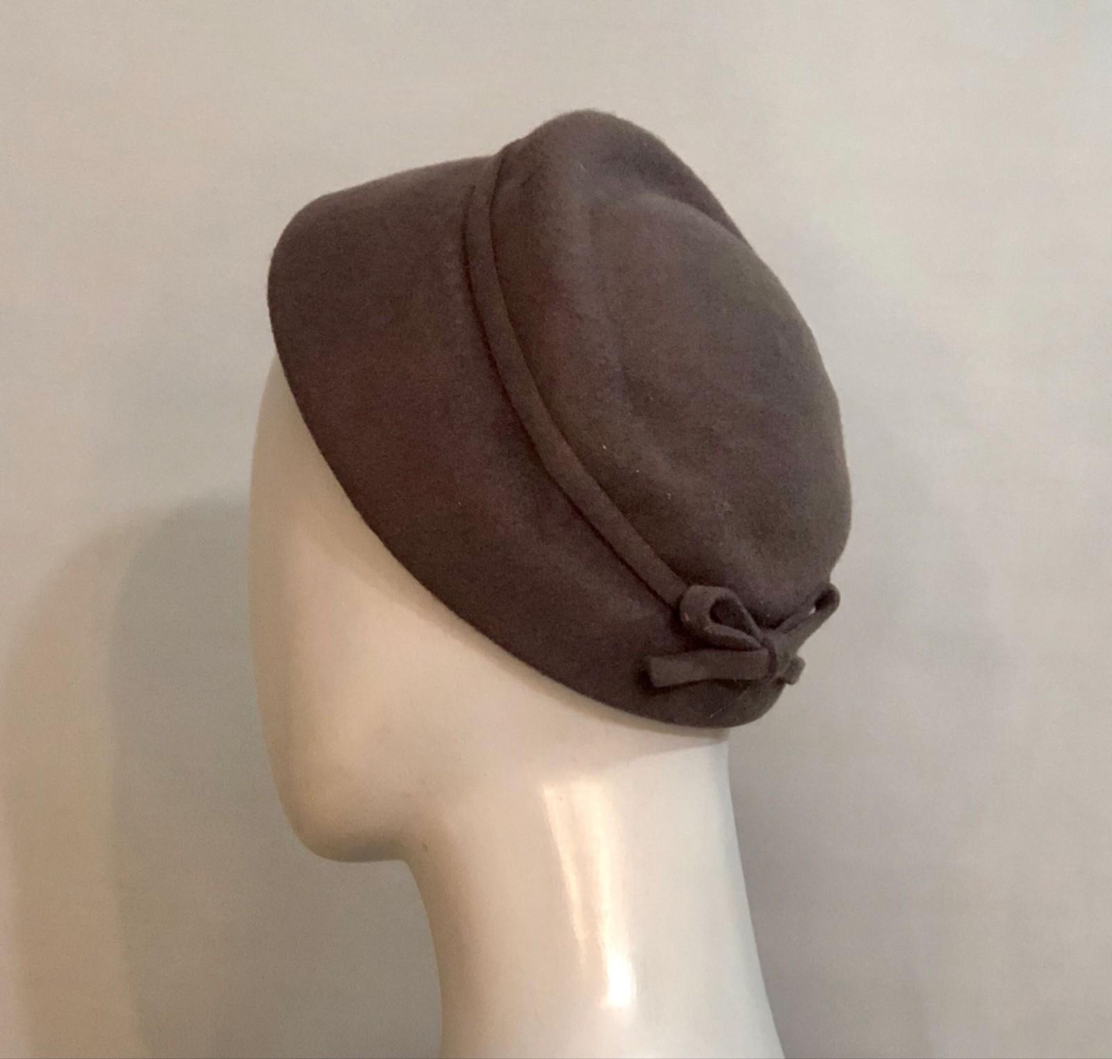 Dove half hat - Milliners  Guild 3cbeac846e5