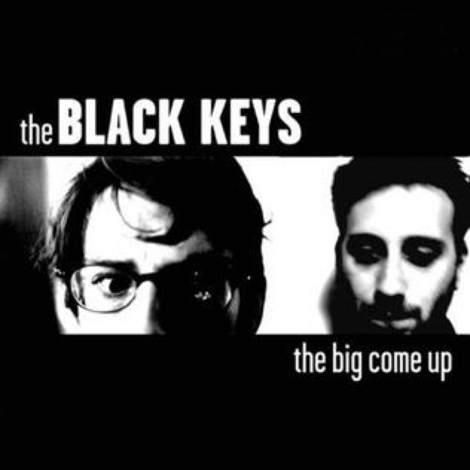 The Black Keys - The Big Come Up [LP]