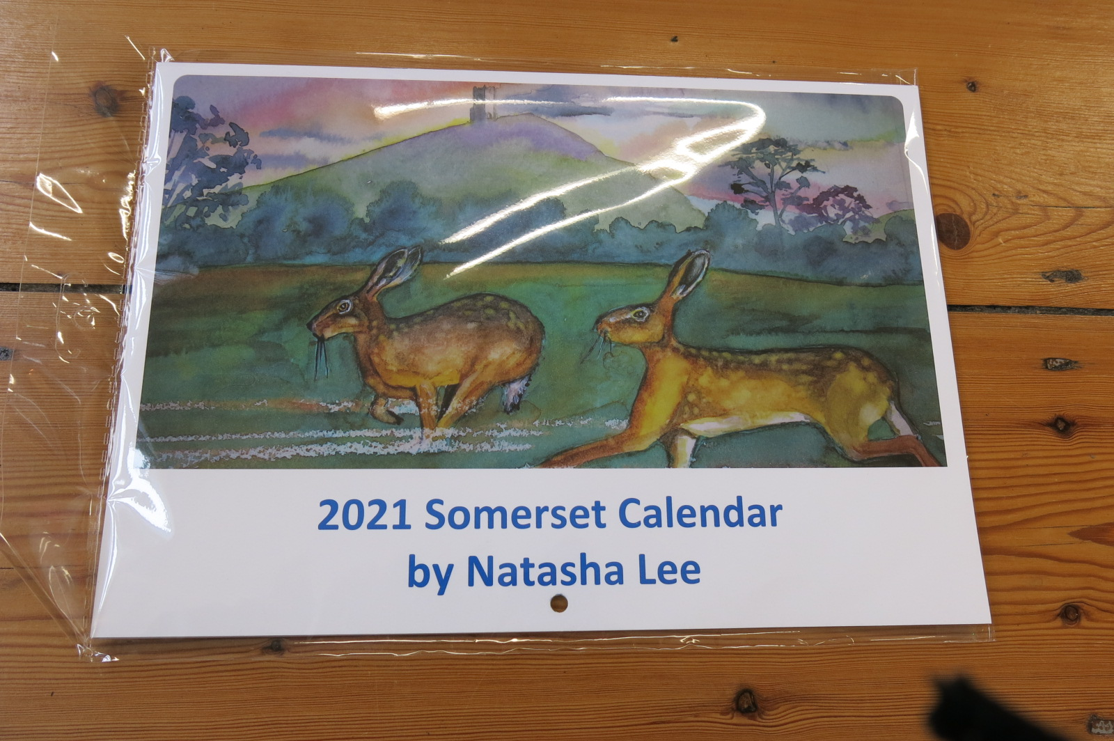 Somerset Calendar 2021
