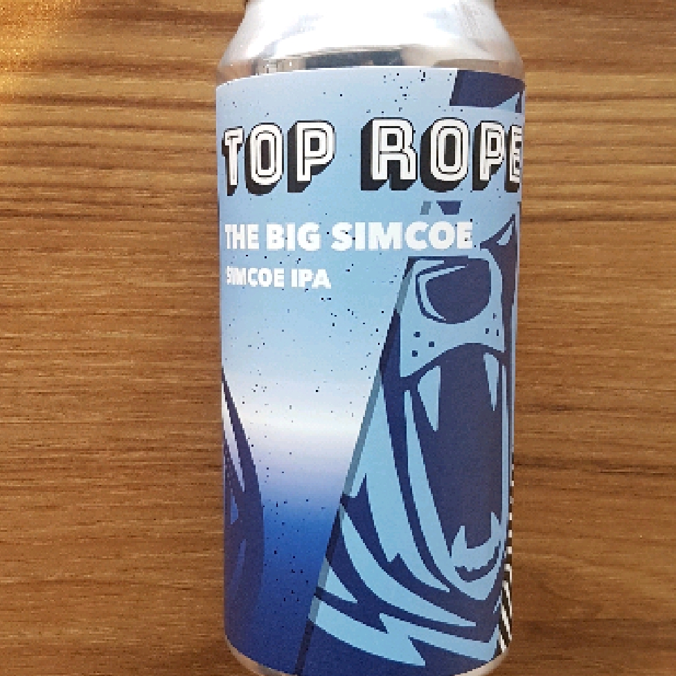 Top Rope Big Simcoe