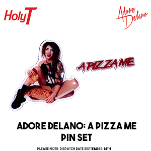 Adore Delano A Pizza Me Pin Set