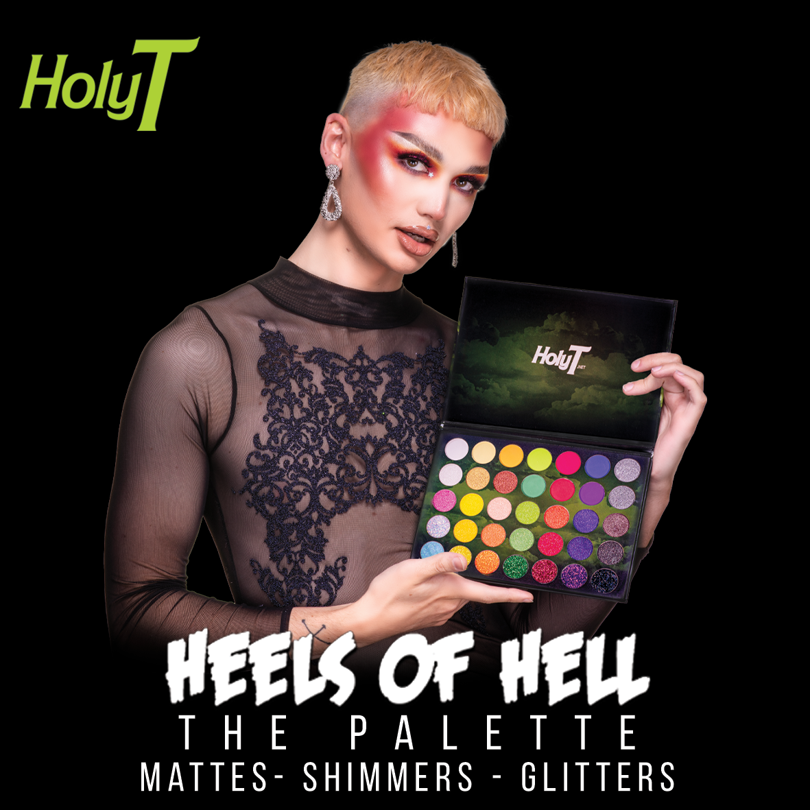 Heels of Hell: The Palette
