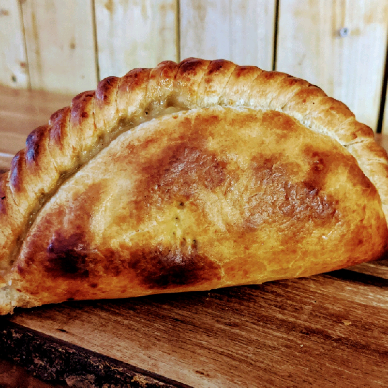 Lamb & Mint  Pasty