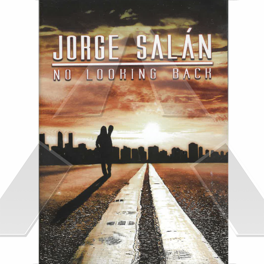 Jorge Salán ★ No Looking Back (dvd EU)