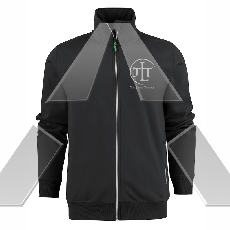 Joe Lynn Turner ★ Logo (sweat jacket 12 versions)