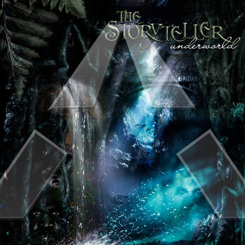 The Storyteller ★ Underworld (promo cd album)