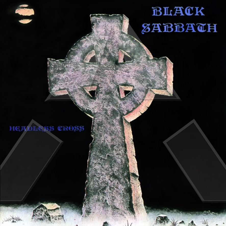 Black Sabbath ★ Headless Cross (cd album EU)