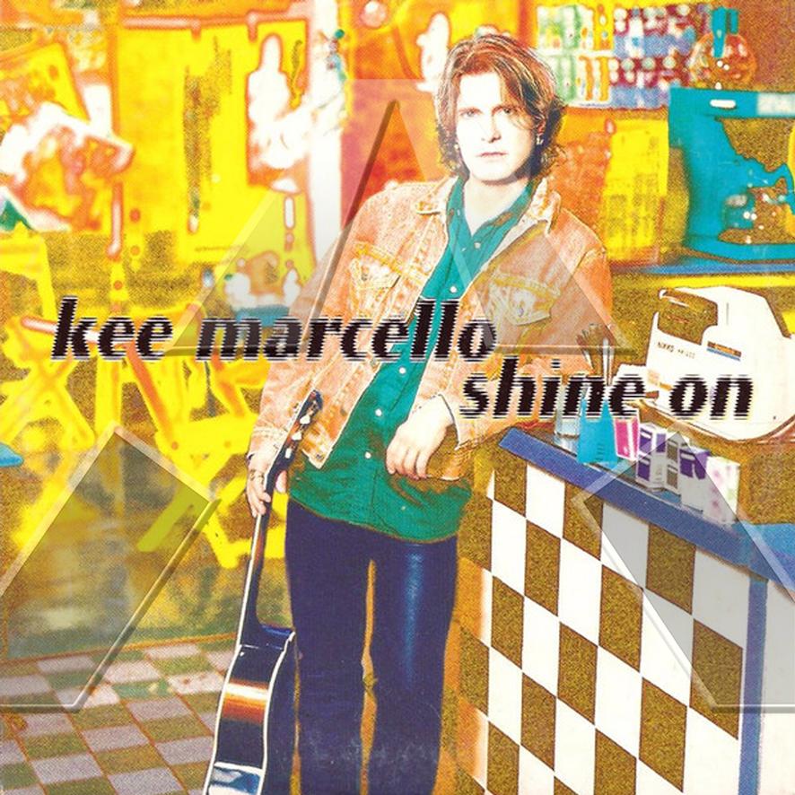 Kee Marcello ★ Shine On (cd single - SWE 1880733)