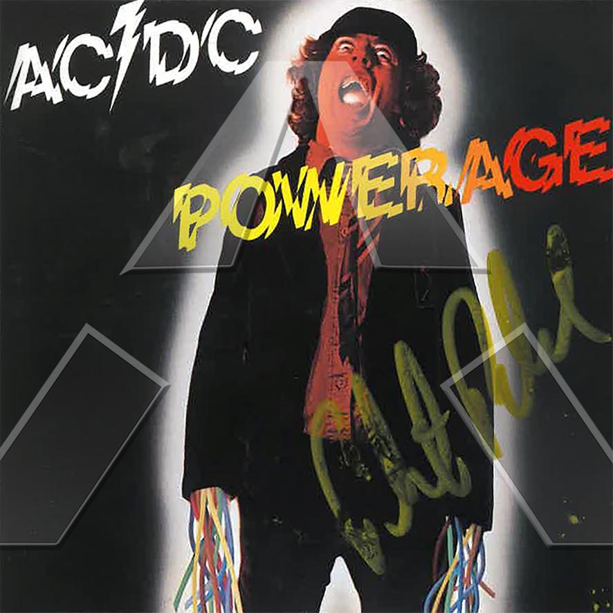 AC/DC ★ Powerage (cd album - EU 7567924462)