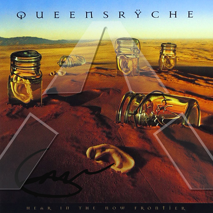 Queensrÿche ★ Hear In The Now Frontier (cd album - EU 724358053039)
