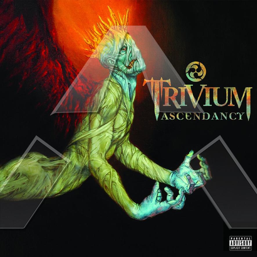 Trivium ★ Ascendancy (cd album - EU RR82512)