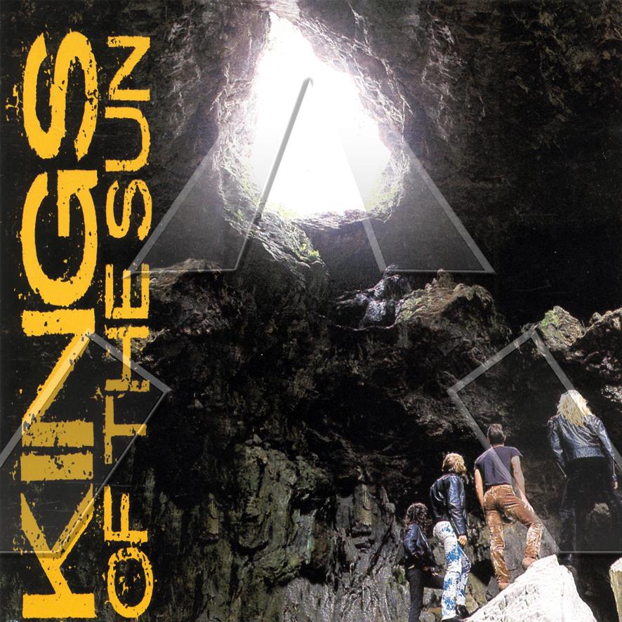 Kings of the Sun ★ Kings of the Sun (cd album - EU PD86826)