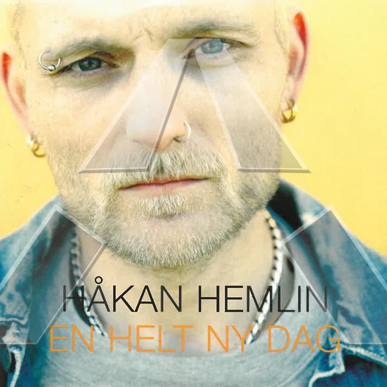 Håkan Hemlin ★ En Helt Ny Dag (cd single EU 0927455845)