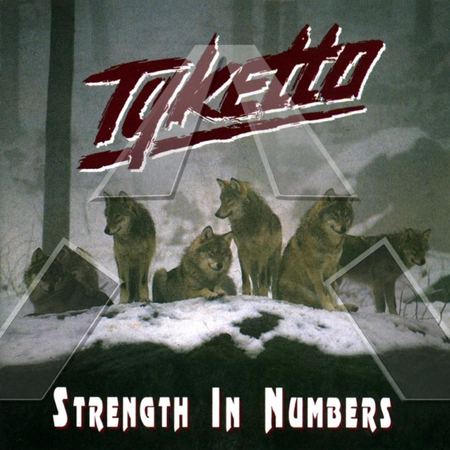 Tyketto ★ Strength In Numbers (cd album - UK CDMFN157)