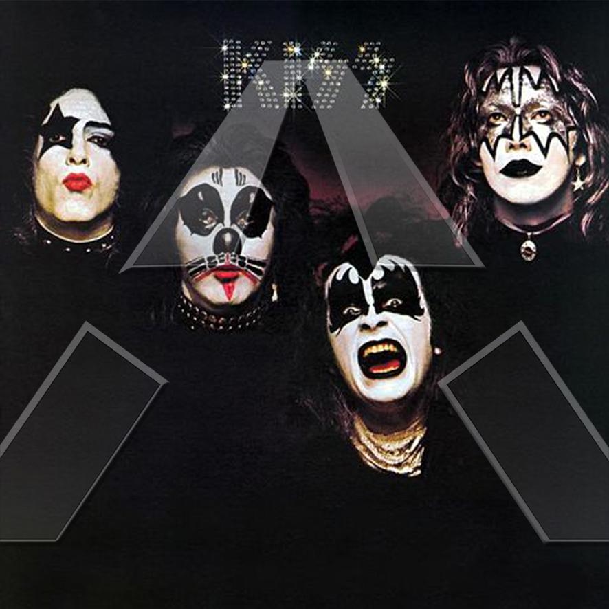 Kiss ★ Kiss (cd album - US 8241462M1)
