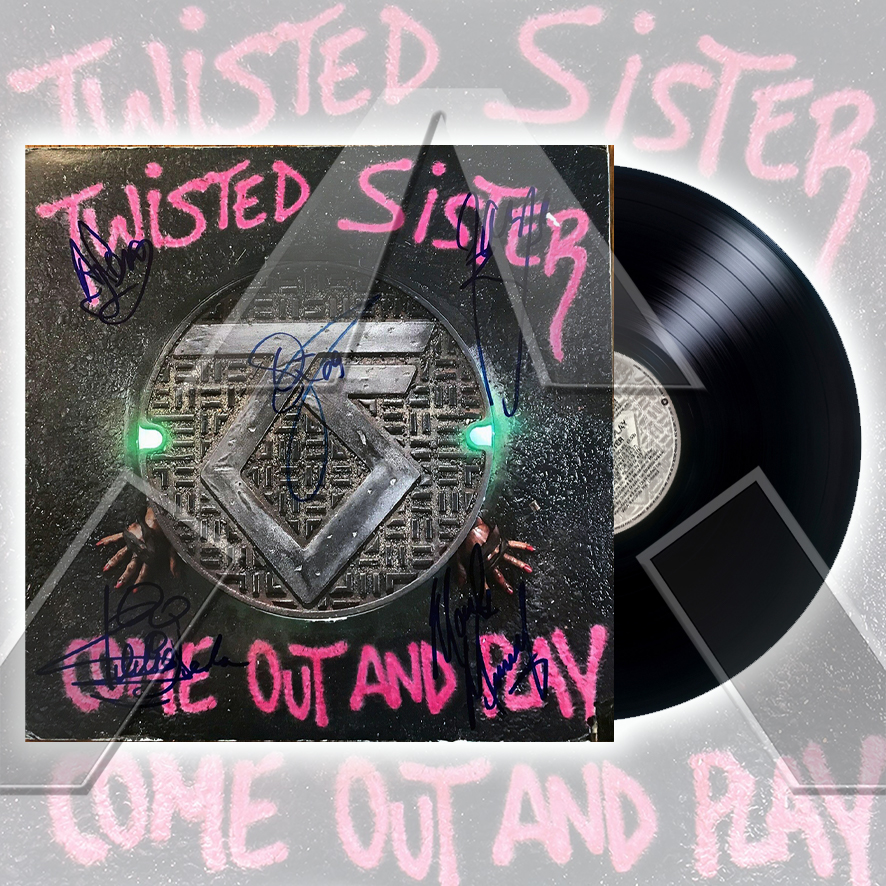 Twisted Sisters ★ Come Out and Play (vinyl album - US 7567812751)