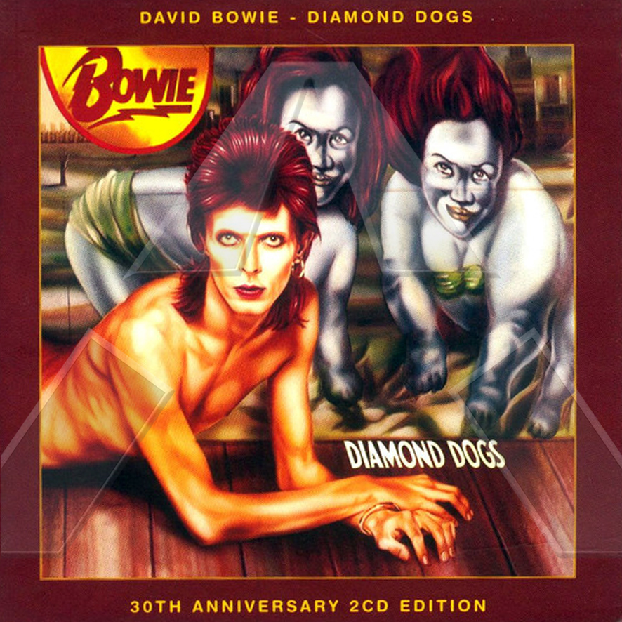 David Bowie ★ Diamond Dogs - 30th Anniversary Edition (cd album EU)