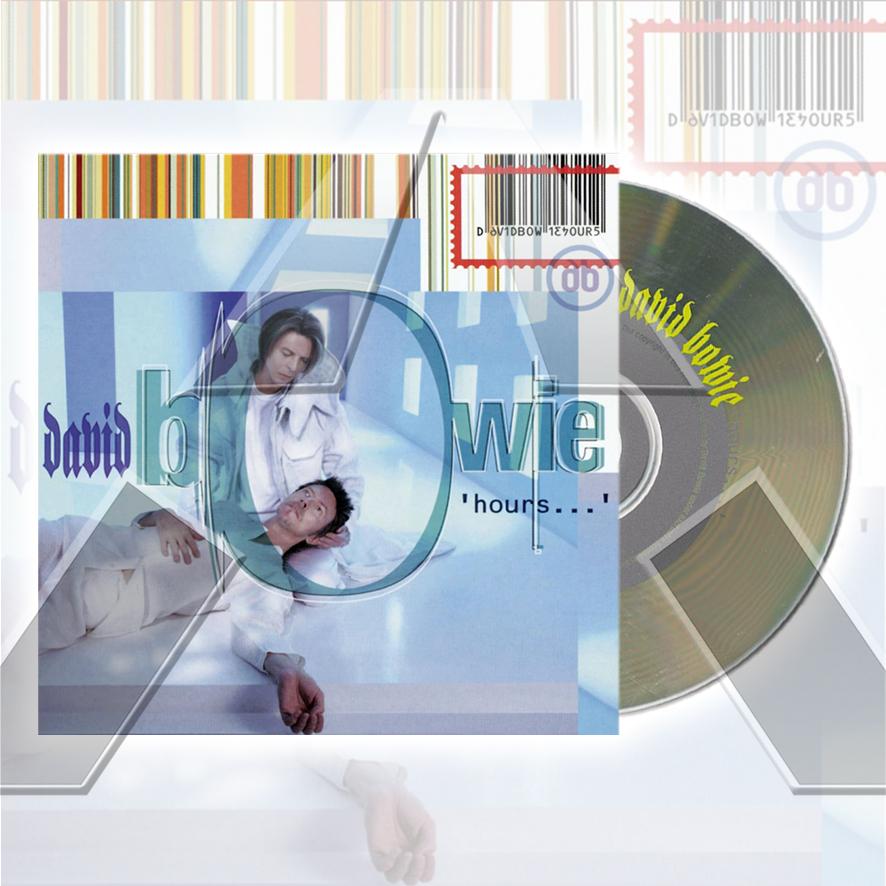 David Bowie ★ hours...(cd album - 2 versions)