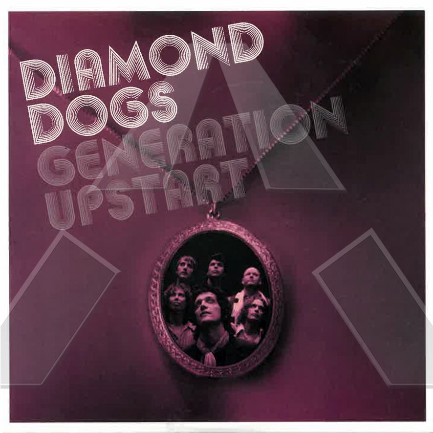 Diamond Dogs ★ Generation Upstart (cd single EU SMILCDS104)