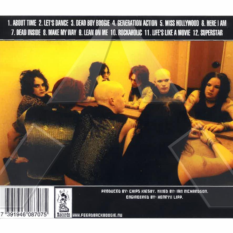 Plan Nine ★ Generation Action (cd album EU FBRCD013)