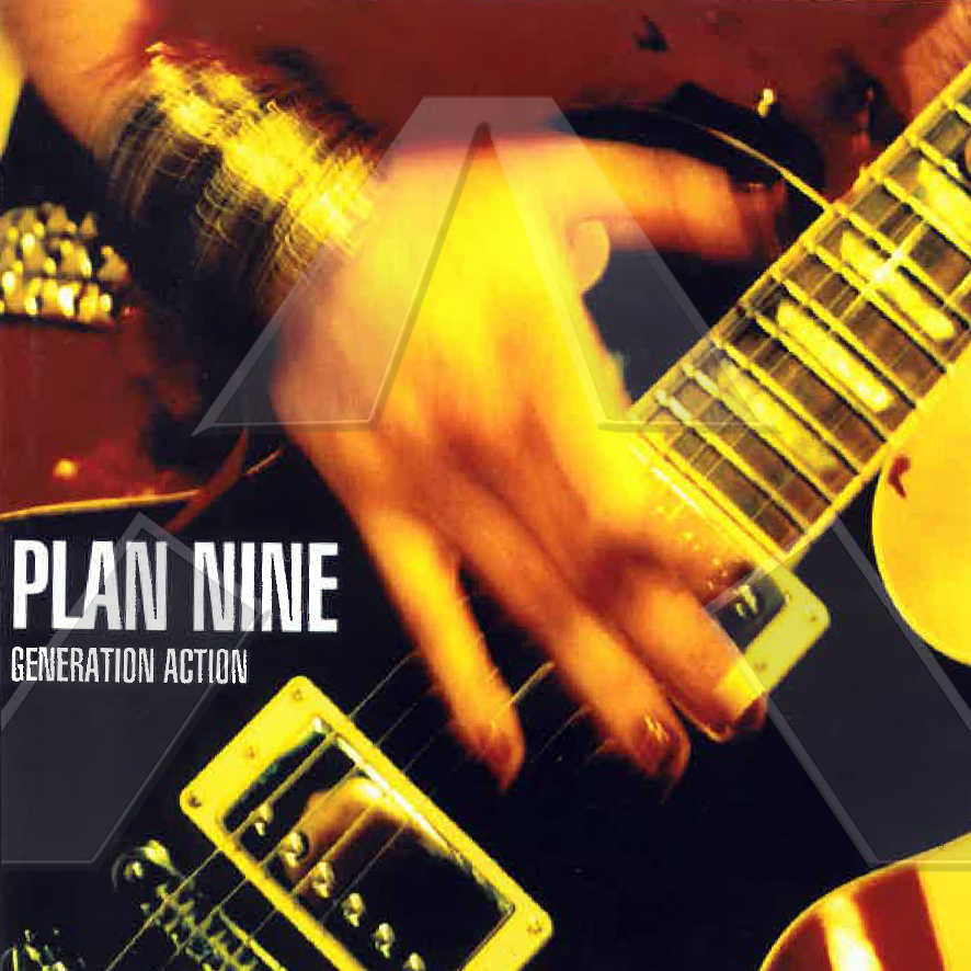 Plan Nine ★ Generation Action (cd album EU)