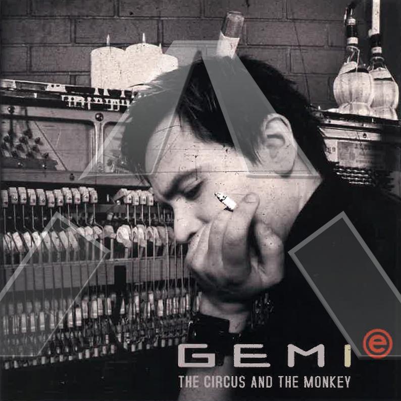 Gemie ★ The Circus and the Monkey (cd album EU)