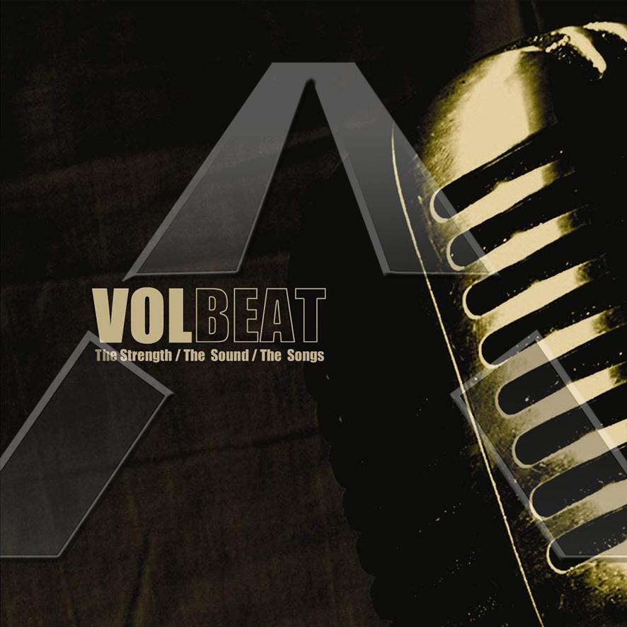 Volbeat ★  The Strength/The Sound/The Songs (cd album - EU RMR71742)