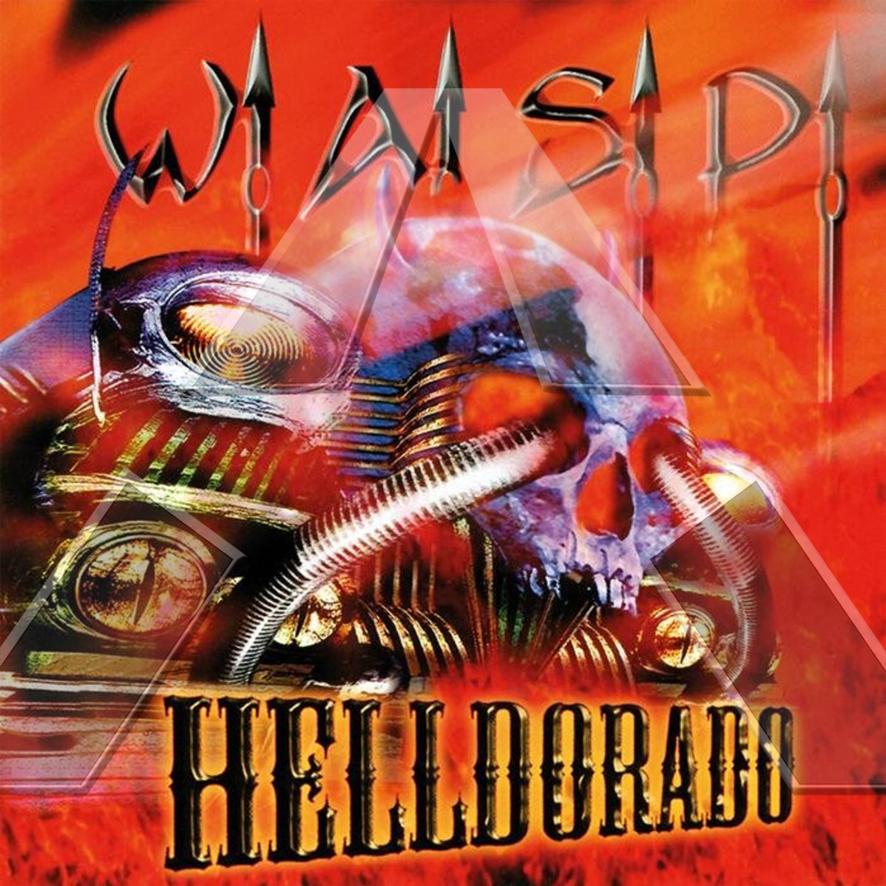 W.A.S.P. ★ Helldorado (cd album - UK SDPCD147)