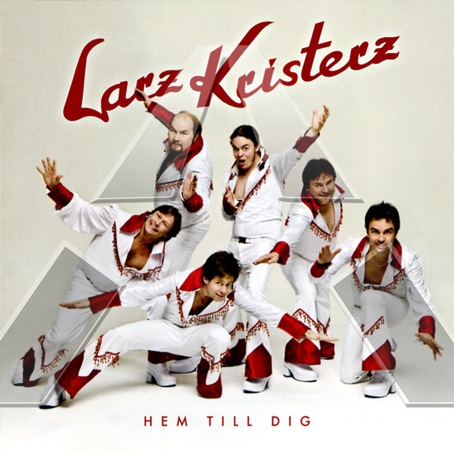 Larz Kristerz ★ Hem till Dig (cd album - SWE 88697458482)