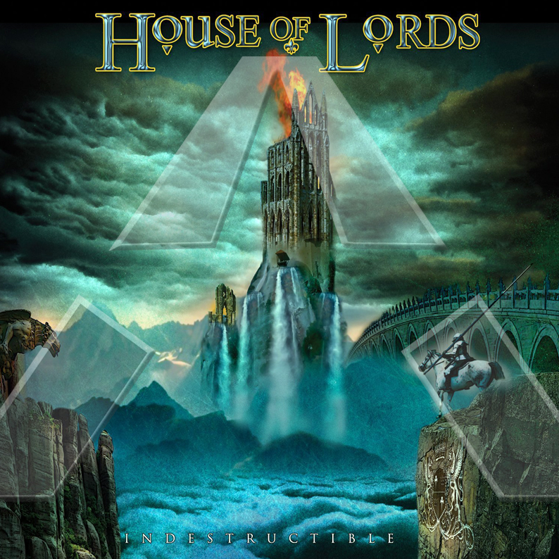 House of Lords ★  Indestructible (cd album EU FRCD693)